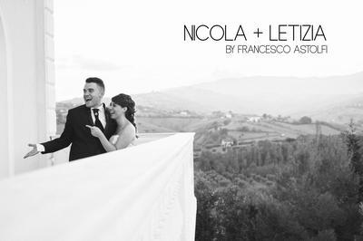 Matrimonio Nicola e Letizia