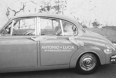 Matrimonio Antonio e Lucia