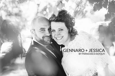 GENNARO + JESSICA