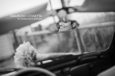 MAURIZIO + COSETTA