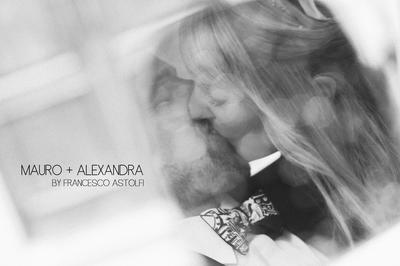 Matrimonio Mauro e Alexandra