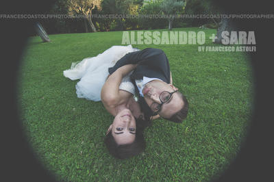 Matrimonio Alessandro e Sara