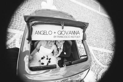 Matrimonio Angelo e Giovanna