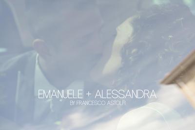 Matrimonio Emanuele e Alessandra