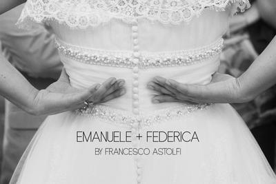 Matrimonio Emanuele e Federica