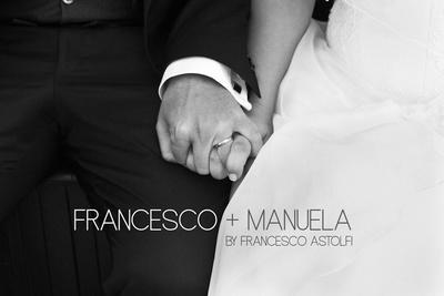 Matrimonio Francesco e Manuela