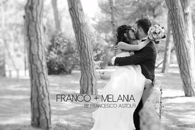 Matrimonio Franco e Melania