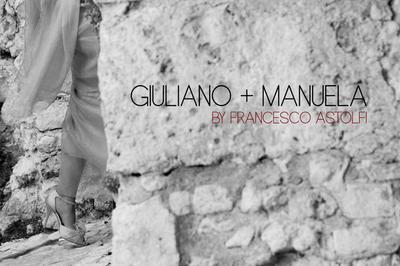 Matrimonio Giuliano e Manuela