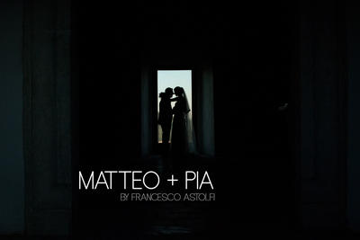 Matrimonio Matteo e Pia