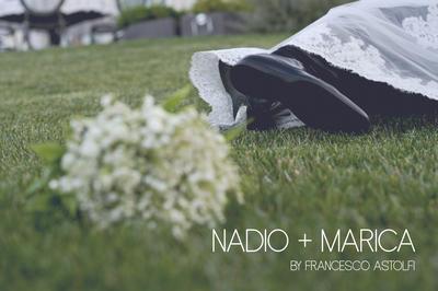 Matrimonio Nadio e Marica