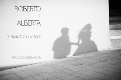 Matrimonio Roberto e Alberta