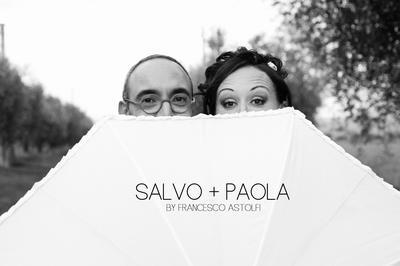 Matrimonio Salvo e Paola