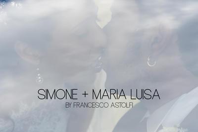 Matrimonio Simone e Maria Luisa