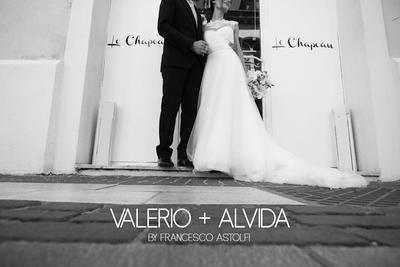 Matrimonio Valerio e Alvida