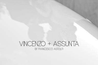 Matrimonio Vincenzo e Assunta