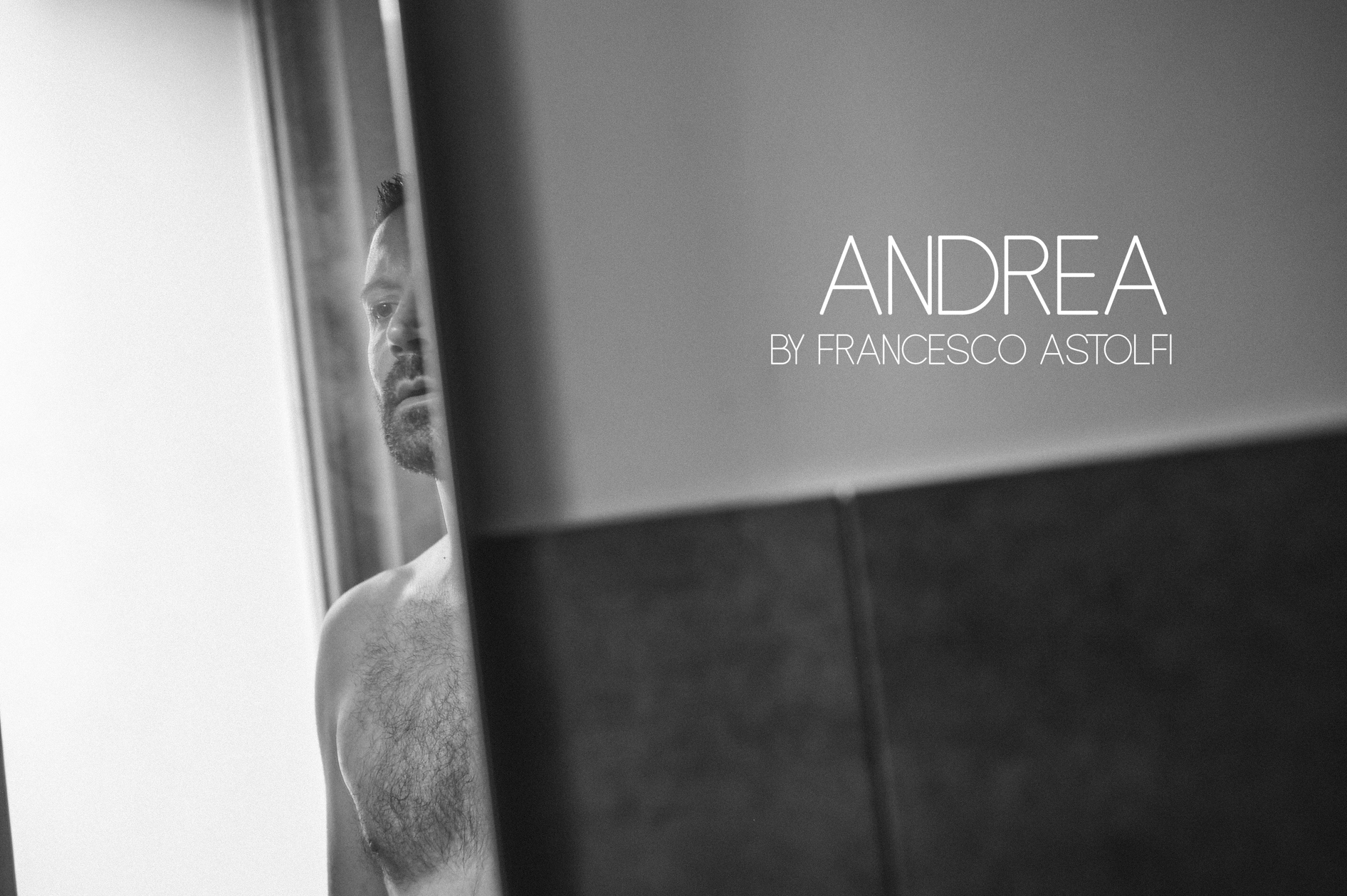 001 - ANDREA S. - Photo by Francesco Astolfi